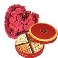 Send Valentines Day Flowers to India