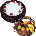 Gifts to India : Fresh Fruits to India : Cakes to India