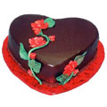 Send Cakes to India : Send Valentines Day Cakes to India
