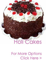Cakes to India, Send Holi Cakes to India