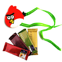 Same Day Rakhi Gifts Delivery to India