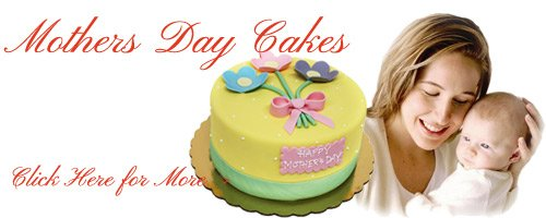 Mother's Day Cakes to Moradabad