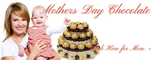 Mother's Day Chocolate Delivery to Moradabad