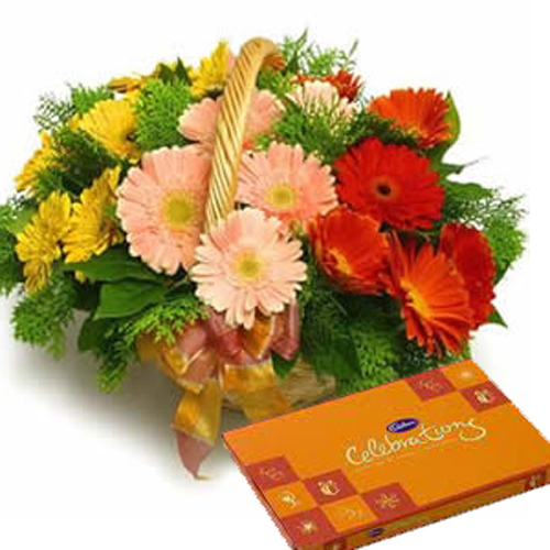 Valentines Gifts to India : Send New Year Flowers to India