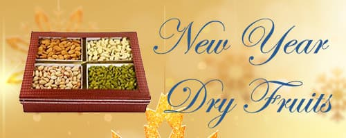 New Year Dry Fruits to Madurai