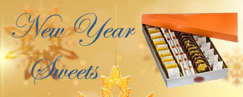 New Year Sweet Delivery in Cuttack