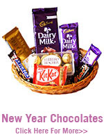 New Year Cakes to India