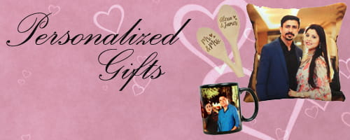 Personalized Gifts to Indore