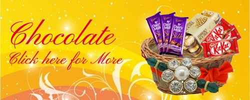 Rakhi Chocolate Delivery to Hubli