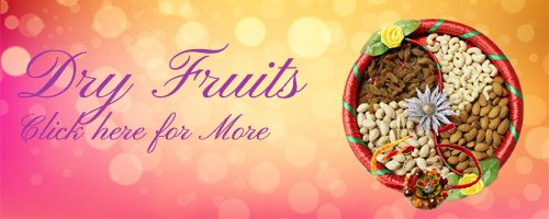Rakhi Dry Fruits to Hubli