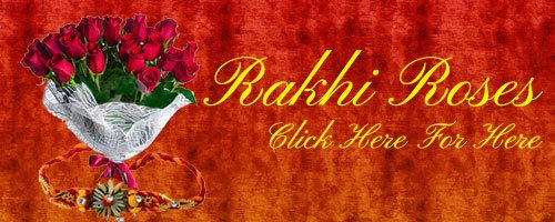 Rakhi Roses to Pondicherry