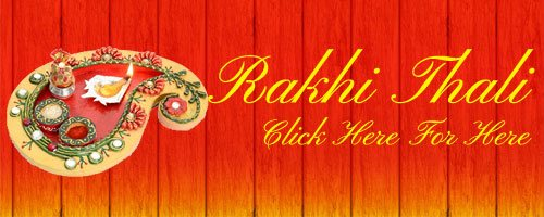 Rakhi Thali to Pondicherry