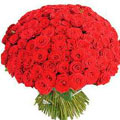 Valentines Day Flowers to India