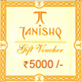 Send Online Tanishq Gift Voucher to India