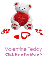 Valentine's Day Gifts to India, Valentine Gifts to India