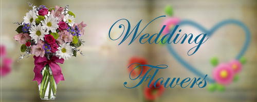 Wedding Flowers to India